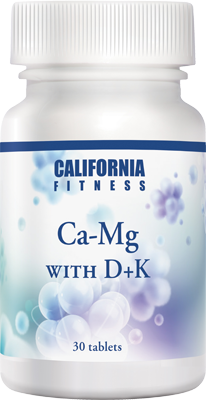 Ca-Mg With D+K (30 tablet)