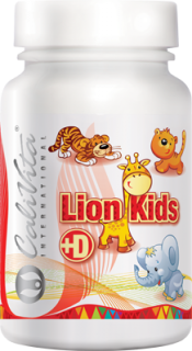 Lion Kids D (90 žvýkacích tablet)