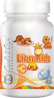 Lion Kids C (90 žvýkacích tablet)