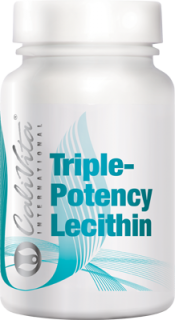Triple-Potency Lecithin (100 kapslí)