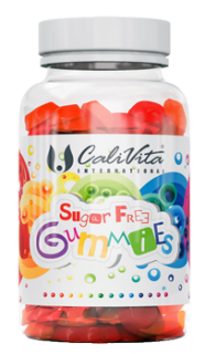 Sugar Free Gummies (100 žvýkacích tablet)