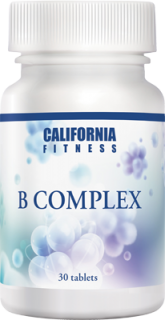 B Complex (30 tablet)