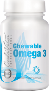 Chewable Omega 3 Concentrate (100 softgelových kapslí)